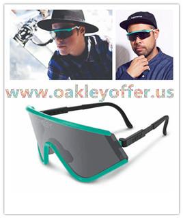Fake Oakley Eyeshade Heritage